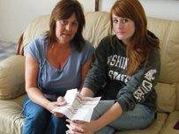 Sophie was scammed online by fraudsters posing as landlords