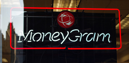 MoneyGram Agency Sign