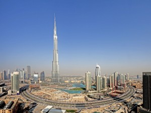 Burj Khalifah, United Arab Emirates