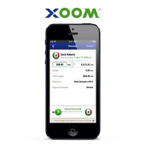 Xoom Mobile App