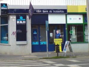 K&H Bank  Hungary